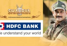 Photo of HDFC Bank Launches Special Card For Armed Forces Ahead Of Independence Day