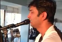 Photo of Sushant Sings Krishna Bhajan In A Video That Has Emerged Online