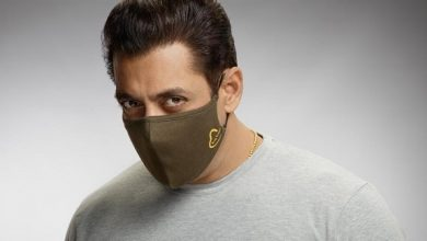 Photo of Salman Khan Tweets Pic Wearing Mask Of His Brand, Gets Trolled