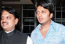 Photo of Riteish Remembers Father Vilasrao Deshmukh On Death Anniversary