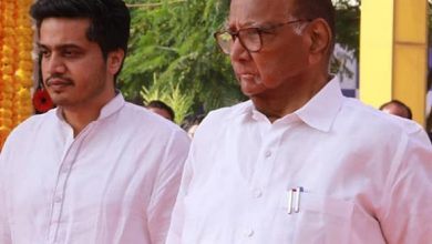 Photo of Pawar Kin Accuses BJP Of Politicising Sushant Death Case