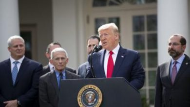 Photo of Congress Leaves Washington With No Deal In Sight; Trump Pushes For More COVID-19 Relief