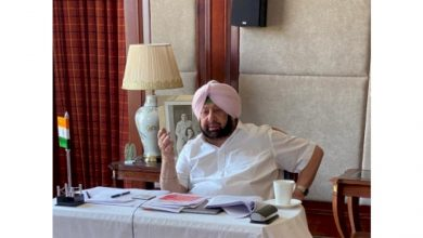 Photo of Warning Of Continued Threat From Pak, China: Punjab CM