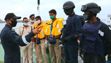 Photo of Indian Coast Guard Commences Joint Patrol, Training With Odisha Marine Police