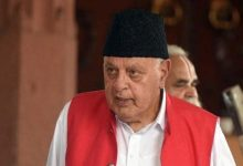 Photo of Farooq Abdullah Appointed President PAGD