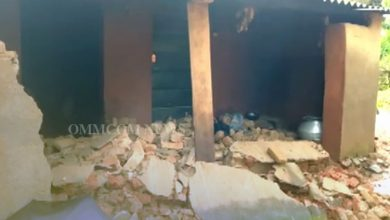Photo of Woman Dead, Daughter Critical As Wall Collapses Due To Heavy Rain In Mayurbhanj