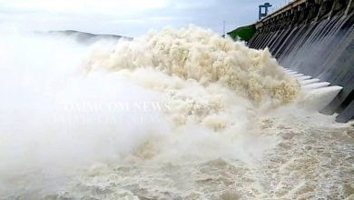 Photo of 28 Sluice Gates Opened At Hirakud, Flood Alert To Low Lying Areas