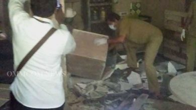 Photo of BMC Bulldozes Kangana Ranaut's 'Illegal Office' In Mumbai