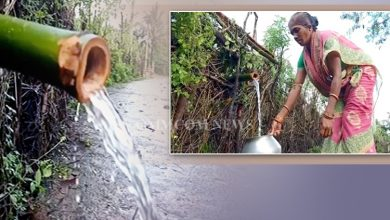 Photo of Kandhamal Villagers Get Inventive, Connect Water Stream To Village