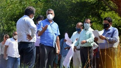 Photo of Central Team Visits Flood Affected Areas Of Bhadrak District