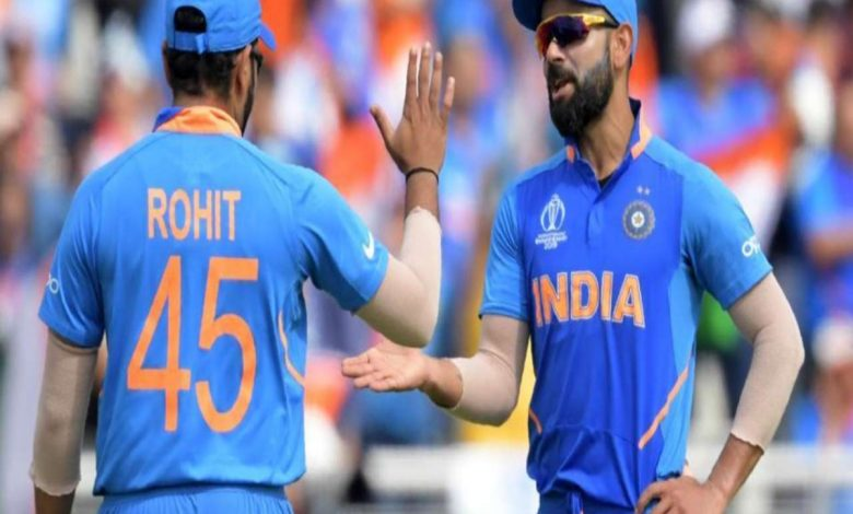 Virat, Rohit continue to lead ICC ODI rankings for batsmen