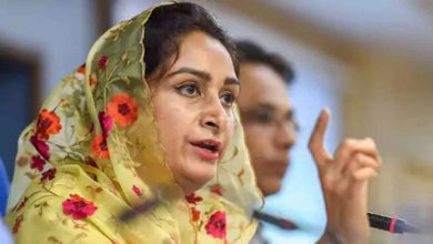 Photo of Harsimrat Resigns Under Pressure Of Punjab's Local Politics: BJP