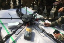 Photo of 3 LeT Men Arrested In J&K, Weapons Sent By Pak Drones Recovered