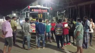 Photo of No Jobs In Rayagada Allege Migrant Workers, Board Buses To Join Work In Tamilnadu