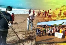 Photo of Mo Beach Campaign At 50 Locations In Puri On International Coastal Cleanup Day