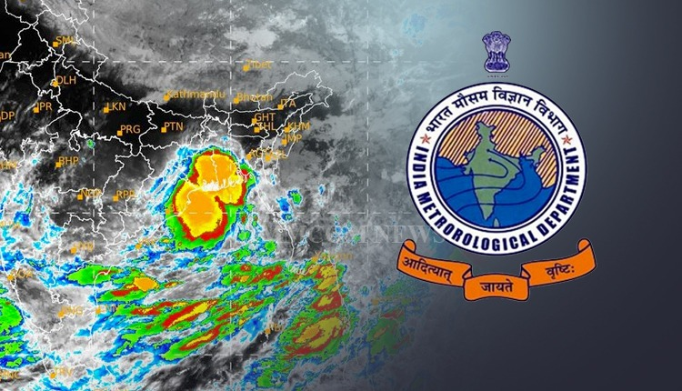 Low Pressure Forms Over Bay Of Bengal, Likely To Intensify In Next 24 Hrs