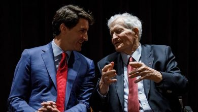 Photo of Ex-Canadian PM John Turner Passes Away At 91