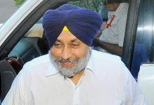 Photo of Sukhbir Urges President Not To Sign Farm Bills