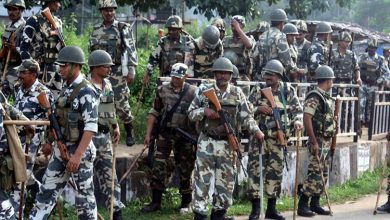 Photo of 32,238 Paramilitary Personnel Contracted Covid: Government