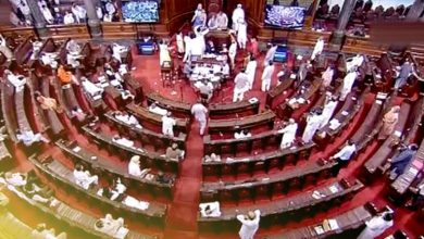 Photo of 8 MPs Suspended Over Rajya Sabha Ruckus On Farm Bills