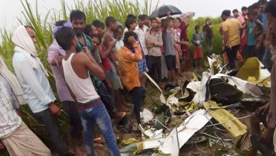 Photo of Trainee Pilot Killed In UP Chopper Crash