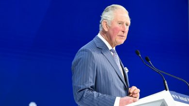 Photo of Prince Charles Calls For 'Swift' Action On Climate Change