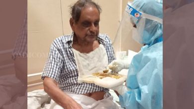 Photo of 91-Year-Old Defeats Coronavirus At SUM COVID Hospital In Bhubaneswar