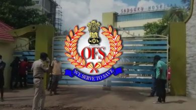 Photo of Sadguru COVID Hospital Fire: Prompt Action By Odisha Fire Service Averts Major Mishap