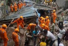 Photo of Thane Building Crash Death Toll Mounts To 20