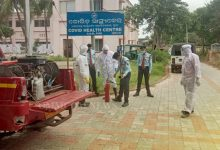 Photo of Puri Fire Officials Sensitize Covid Care Centres' Staff To Avert Mishaps