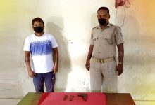 Photo of Dreaded Anti-Social Nabbed By Commissionerate Police; Illegal Firearm, Ammunitions Seized