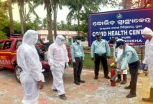 Photo of Odisha Fire Service Teams Audit Fire Safety Measures In Covid Facilities
