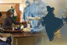 Photo of India With Over 56L Covid Cases, Goes Past 90K Deaths