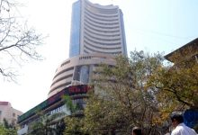 Photo of Sensex, Nifty End In Red Amid Volatility, Bharti Airtel Down 8%