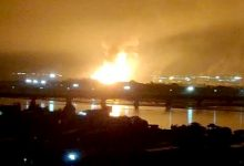 Photo of Massive Fire Breaks Out At Surat ONGC Plant, No Casualty
