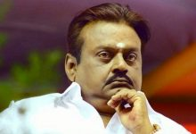 Photo of DMDK Leader Vijayakant Tests Positive For Coronavirus