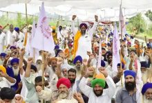 Photo of Trains Suspended In Punjab As Farmer Agitation Begins