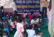 Photo of Students, Guardian Protest Closure Of School In Dhenkanal