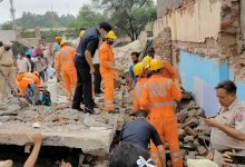 Photo of 4 Killed As Building Collapses In Punjab