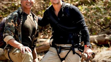 Photo of Akshay Kumar Episode Of Bear Grylls' Into The Wild Sets Record