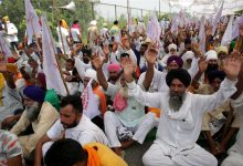 Photo of Cutting Across Party Lines, Farmers Protest In Punjab, Haryana