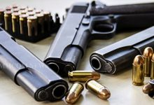 Photo of Arms Haul At Bhubaneswar, 2 Arrested With Firearms & Bullets