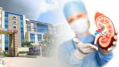 Photo of Two Successful Kidney Transplantations Conducted By SUMUM