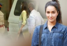 Photo of Shraddha Kapoor Reaches NCB Zonal Office In Mumbai
