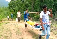 Photo of Malkangiri: Pregnant Woman Delivers Midway While On Sling