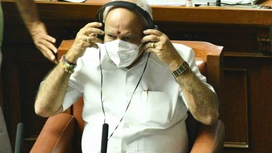 Photo of K'taka CM, Opposition Leader Exchange Heated Arguments