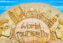 Photo of Sudarsan Pattnaik's Sand Art On World Tourism Day