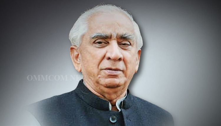 Former Union Minister Jaswant Singh Breathes His Last