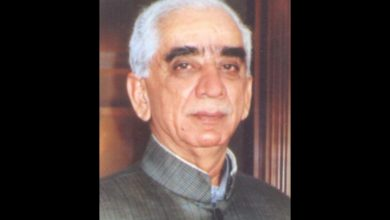 Photo of Jaswant Singh: A Soft-Spoken Former Army Officer, Astute Politician