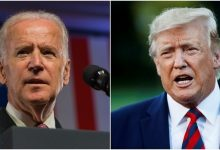 Photo of Trump, Biden Won't Shake Hands At 1st Debate